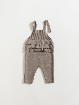 DUNGAREES / MAUVE | Grace Baby and Child