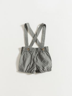 SHORTS / GREEN CORDUROY | Grace Baby and Child