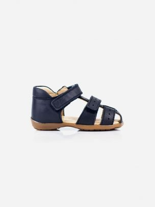 Navy Sandals Giacco | Pikitri