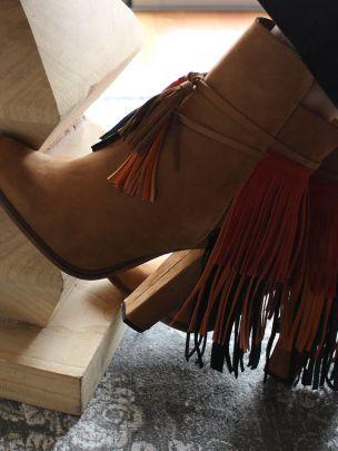 Botas Castanhas Lazarim | Entrudo