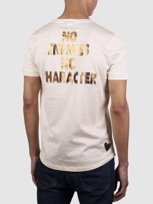 T-shirt Neutro Foil Rockstar
