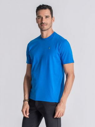 T-Shirt Cataldi Azul | JEF