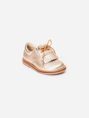 Sapatos Dourados Manuel 2 | Pikitri