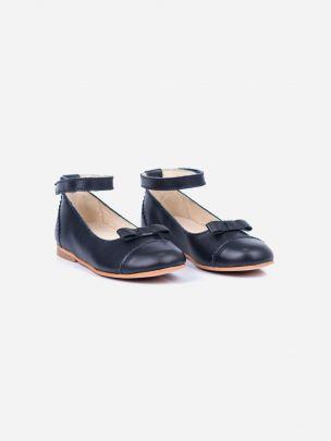 Sapatos Azul Marinho para Menina Matilda | Pikitri
