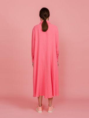 Vestido Camiseiro Pink Lemonade