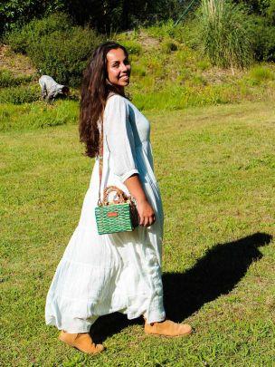 Cesta Heritage Summer Verde