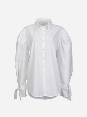 Blusa Branca Impressive   Misses White