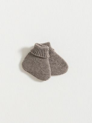 BOOTIES / MAUVE | Grace Baby and Child