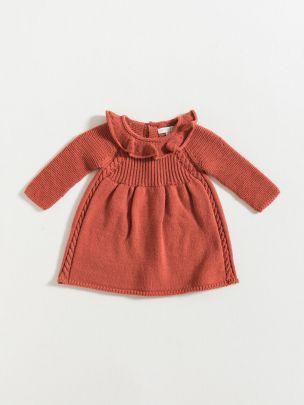 DRESS / BRICK   Grace Baby and Child