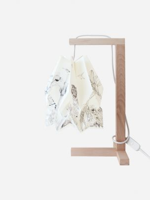 Endangered Table Lamp | Orikomi