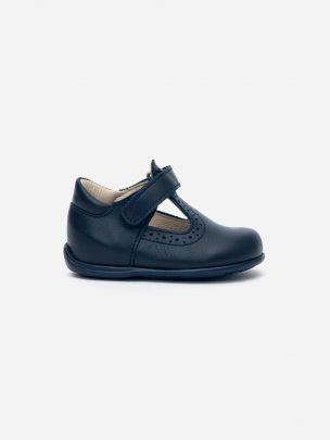 Rocco Dark Blue Shoes