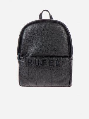 Black Backpack | Rufel