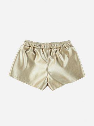 Short Shorts Golden