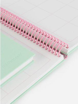 Notebook Verde Easy Breezy   Mishmash