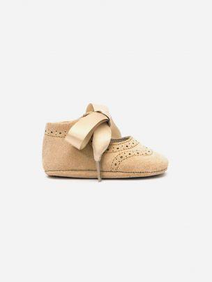 Sweet Zoe Beige Shoes