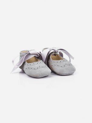 Sapatos Cinza Sweet Zoe | Pikitri