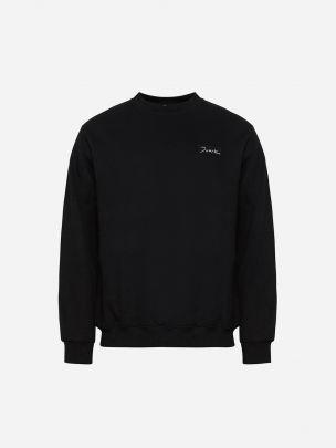 Sweatshirt Preta   Duarte