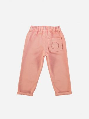 Unisex Trousers Pale Pink