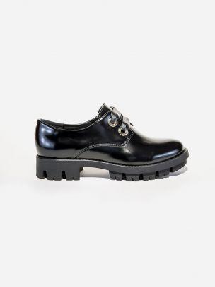 Black Shoes Viola | Verney