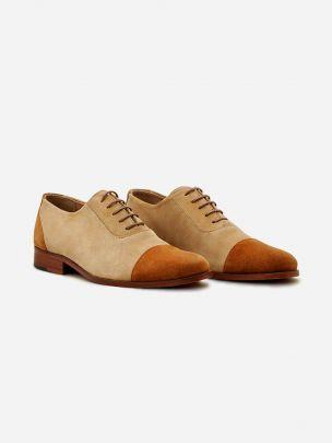 Sapatos Multicoloridos Albus Tan   Wolf & Son