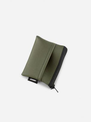 Porta Cartões Verde | Wetheknot