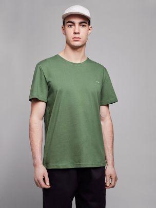 T-shirt Essential Verde   Wetheknot