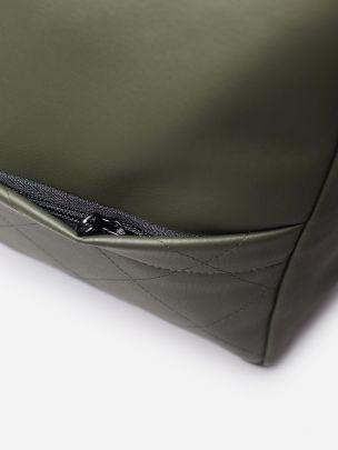 Mochila Verde Roll-Top | Wetheknot