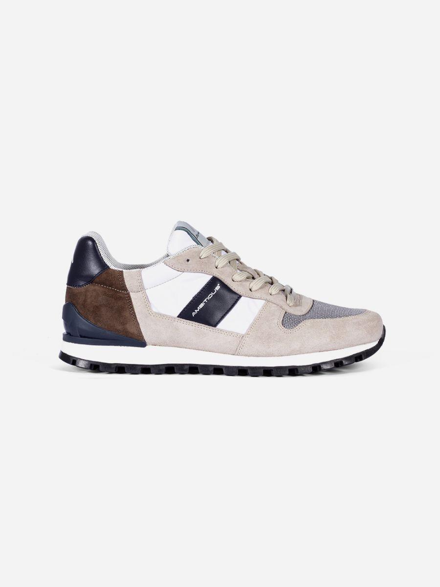 Bege Sneakers