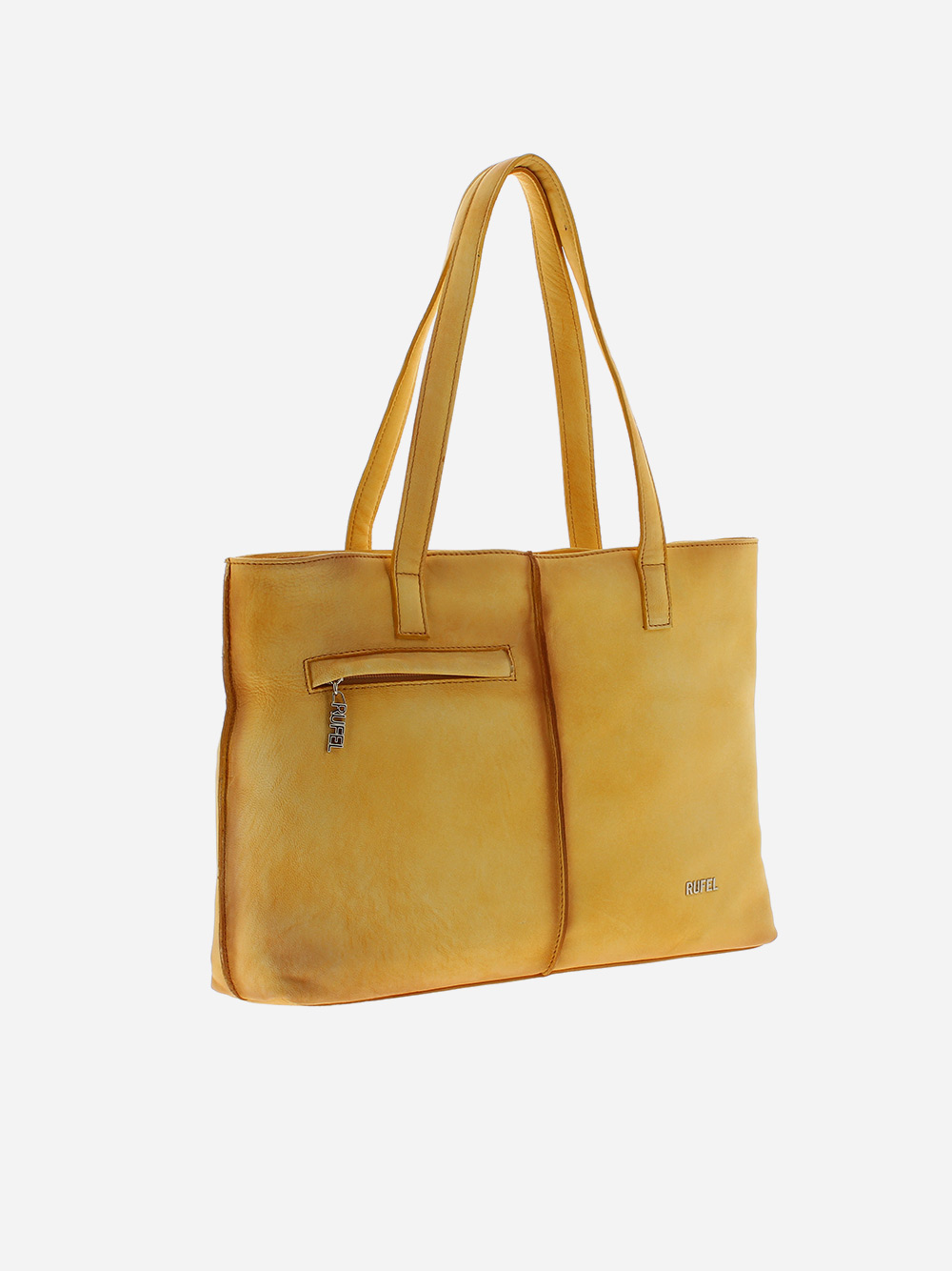 Yellow Vintage Shoulder Bag