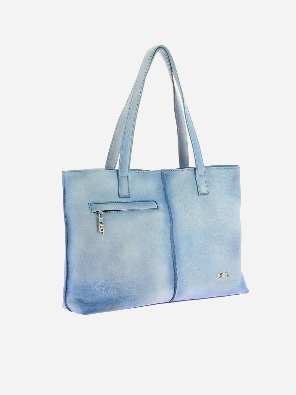Blue Vintage Shoulder Bag