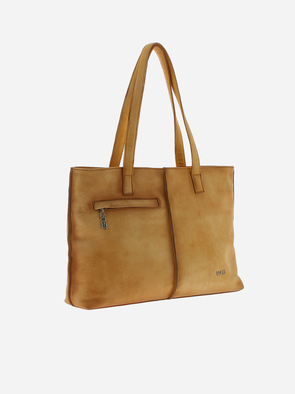 Camel Vintage Shoulder Bag