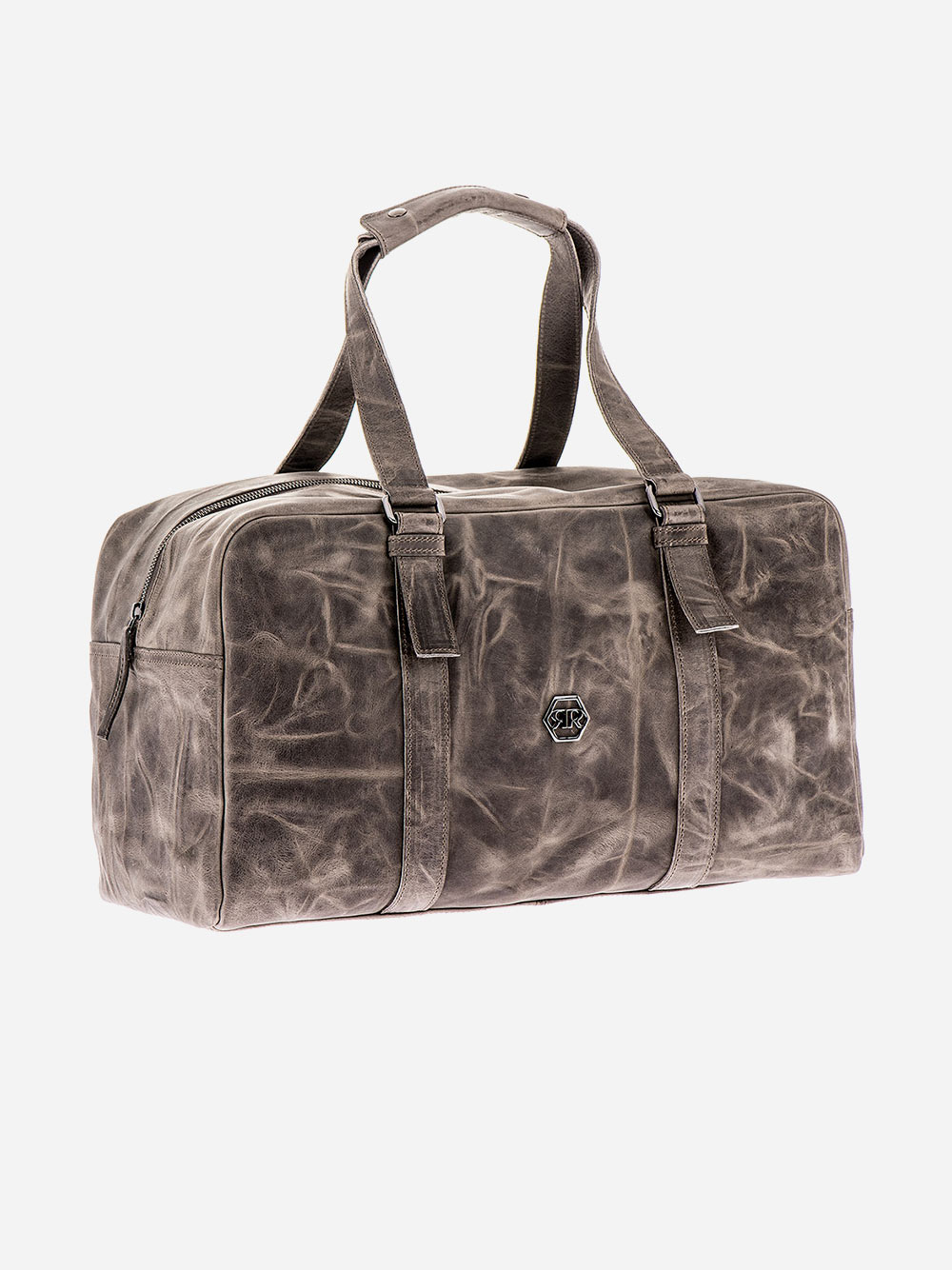 Taupe Weekend Bag